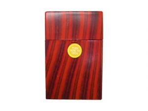 3117-D4 Plastic Cigarette Case, Mixed Designs