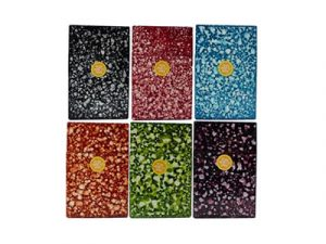 3117-M11 Plastic Cigarette Case, Speckled Design