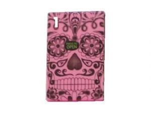 3116-M30 Plastic Cigarette Case, Glow In The Dark
