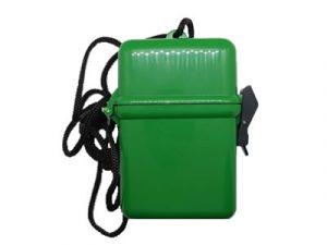 3108-S Plastic Cigarette Case, Waterproof