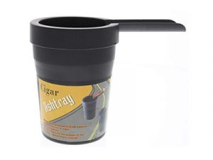 ASH2CIGAR 2-In-1 Cigar Ashtray & Snuffer