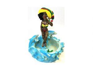 ASH5375 Jamaican Girl Dolphins