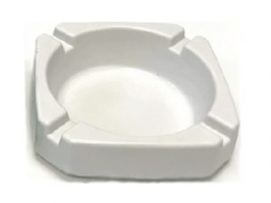 ASH6 3.5″ Plastic Ashtray W/ Round Bowl