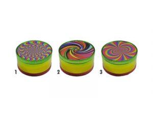 GR3TIEDYE 3 Parts Grinder Tie Dye