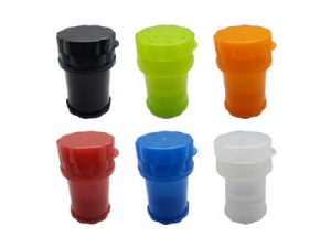 GR4PLASTIC Assorted 4 Part Plastic Grinders