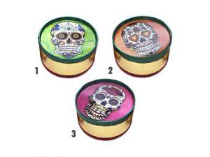 GR3CSK3D 3-D Candy Skull Designs