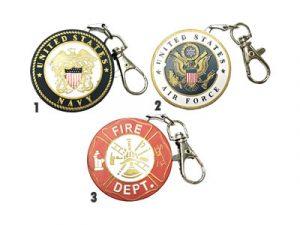 1758 Military Key Chain Lighter
