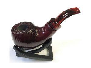 PIP8016 4.6″ Wood Pipe