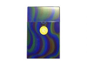 3117-D1 Plastic Cigarette Case, Whimsical