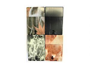 3117-D3 Plastic Cigarette Case, Real Tree