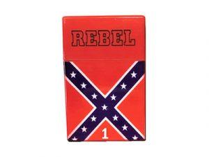 3117-REB Plastic Cigarette Case, Rebel South