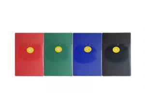 3117-S Plastic Cigarette Case, Solid Colors