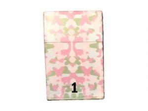 3114-CPINK Plastic Cigarette Case, Pink Camo