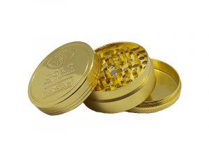 GR3MONEY Metal Grinder Gold Coin