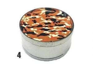 GR3CAMO Metal Grinder Camouflage