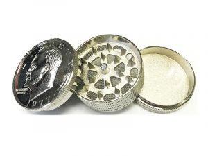 GR3COINLG Large Metal Grinder Coin