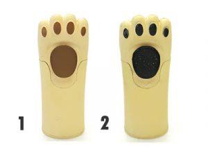 NL1397 Cat Paw Lighter