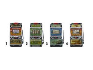 NL1463 Slot Machine Lighter