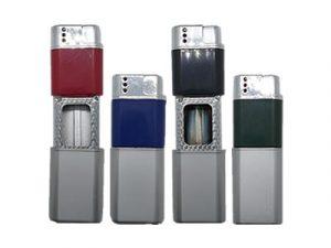 NL1673 Pocket Ashtray Lighter