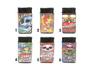 NL1713 Wide Body Tattoo Lighter