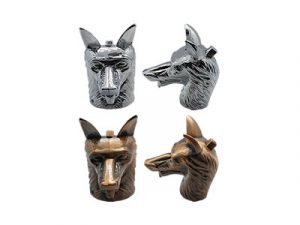 NL1303 Wolf Head Regular Flame
