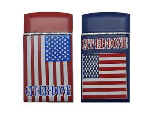 NL1539 USA Flag Lighter