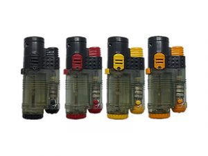 TL1663LED Triple Torch LED Lighter