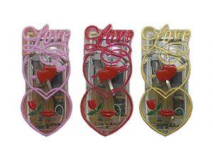 NL1690 Triple Heart Lighter