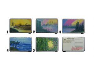 NLPOSTCARD Post Card Lighter