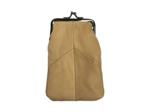 3202SBR Brown Leather Pouch