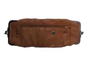 3212BR Deluxe Leather Pouch