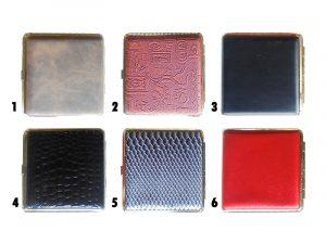 3102L20M2G Metal Cigarette Case