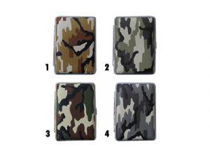 3101L12C Metal Cigarette Case