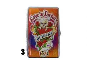 3101L14TAT1 Metal Cigarette Case