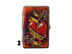 3101L14TAT2 Metal Cigarette Case