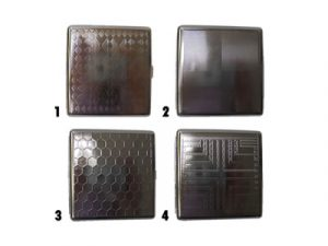 3102B1 Metal Cigarette Case