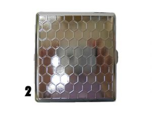 3102H1 Metal Cigarette Case